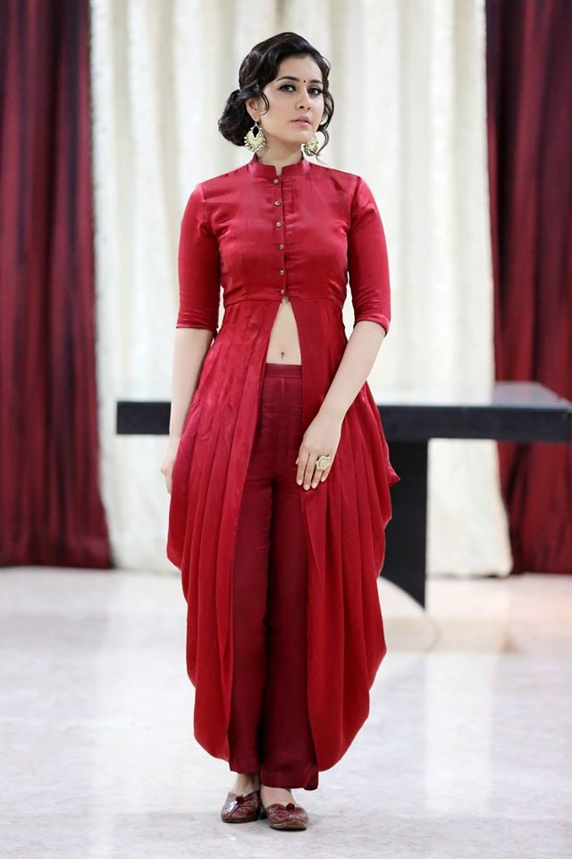 Tollywood Actress Rashi Khanna Hot Photo Gallery21