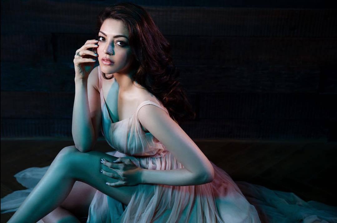 Bollywood Actress Kajal Agarwal Hot Photo Gallery17