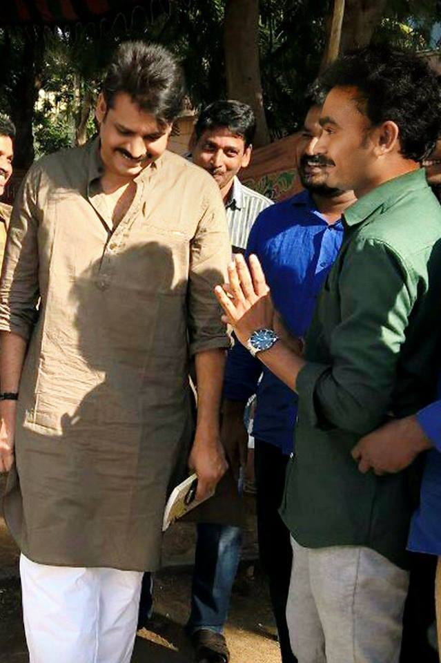 Katamarayudu Movie Working Stills8