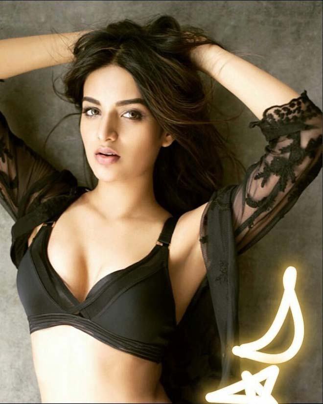 Nidhi Agarwal Bikini Photo Shoot5