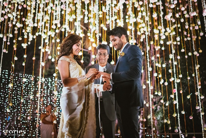 Samantha Naga Chaitanya Engagement Pics5