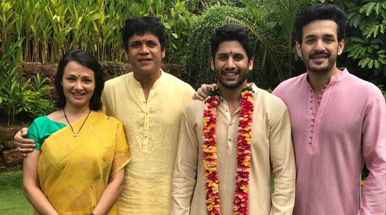 Samantha, Naga Chaitanya Wedding Pics10