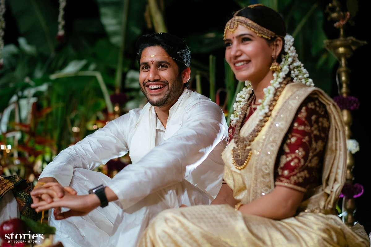 Samantha, Naga Chaitanya Wedding Pics2
