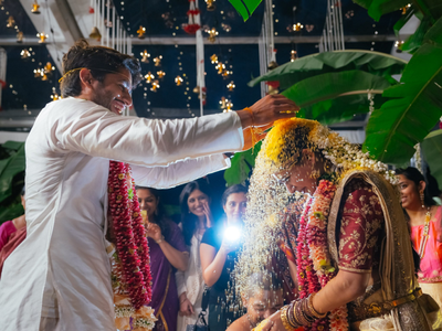 Samantha, Naga Chaitanya Wedding Pics5