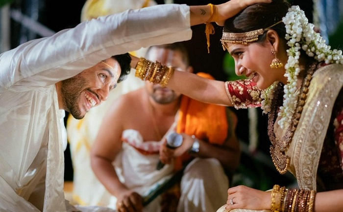 Samantha, Naga Chaitanya Wedding Pics9