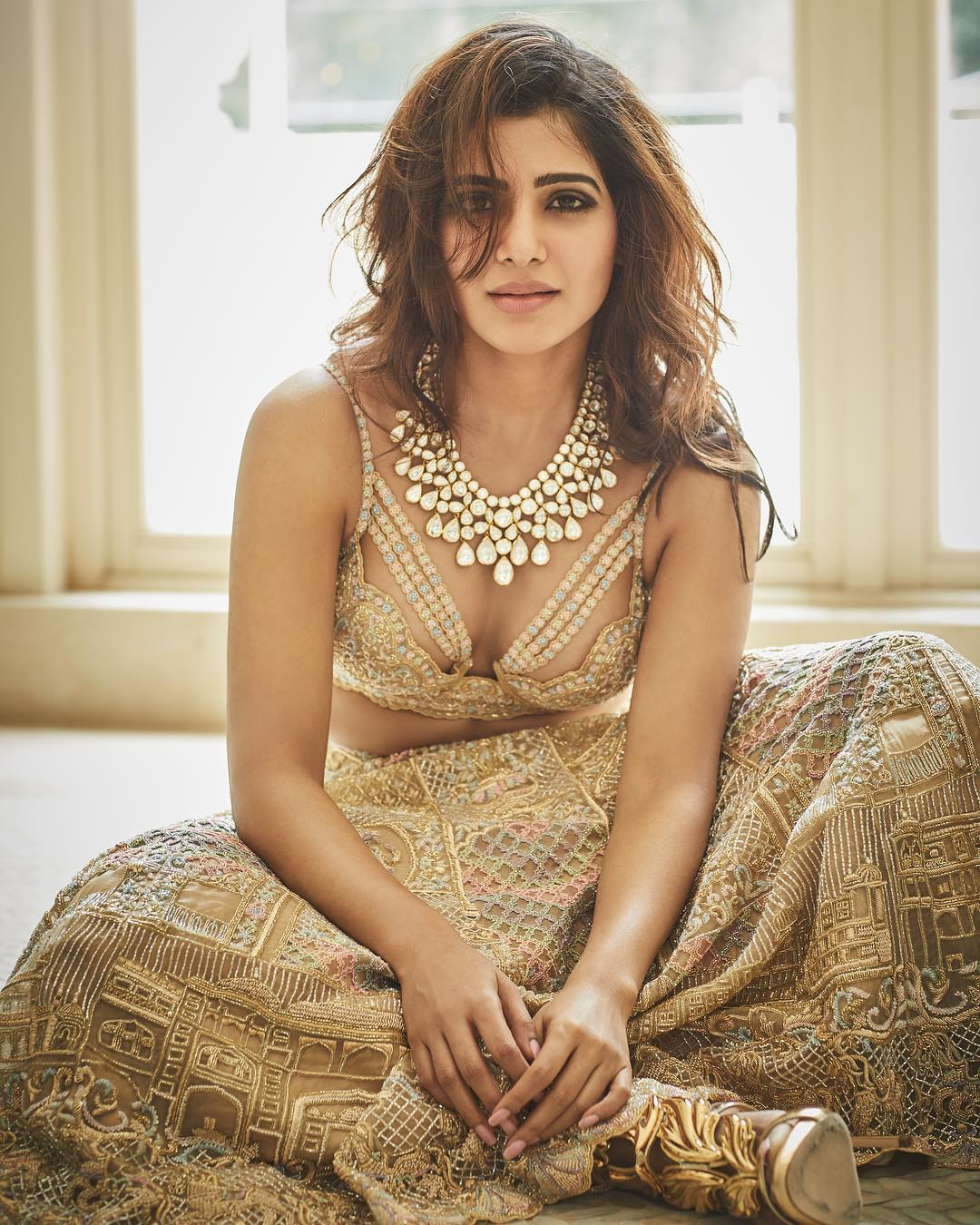 Samantha Wedding Dress Pics7