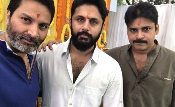 Pawan, Trivikram and Nithin's Movie Titled 'LIE'