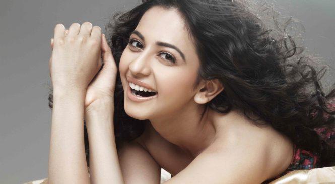 Rakul Preet Tollywood Top Actress of 2016