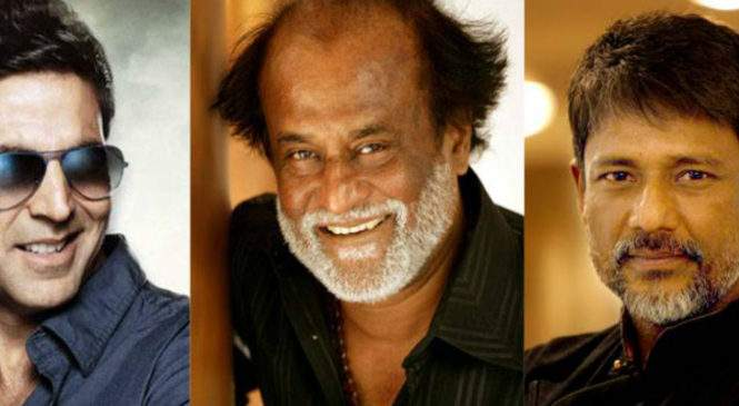 Superstar Rajinikanth injured in ROBO 2.0 Shooting..fans upset!
