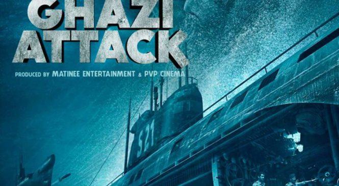 Daggubati Rana's Ghazi a Periodical Movie