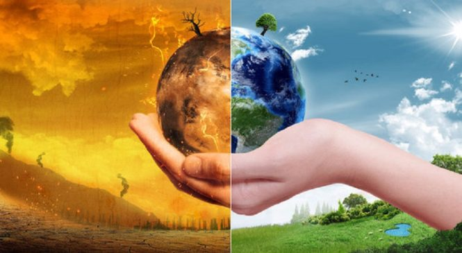 Is Global Warming Degrading the Earth
