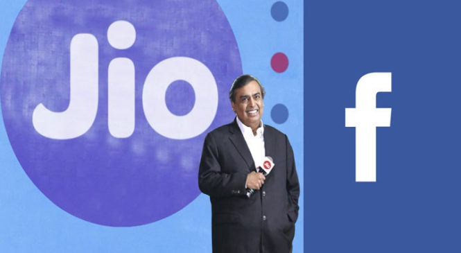 Jio Brought Huge Profit to Facebook