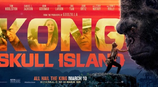 Kong: Skull Island – Rise of the King official Trailer