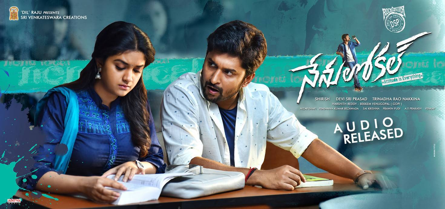 Nani and Keerthy Suresh Nenu Local Movie Review