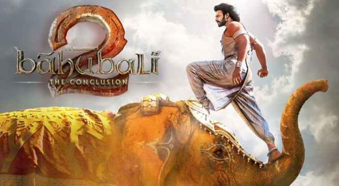 Baahubali 2 Movie Trailer on March 15