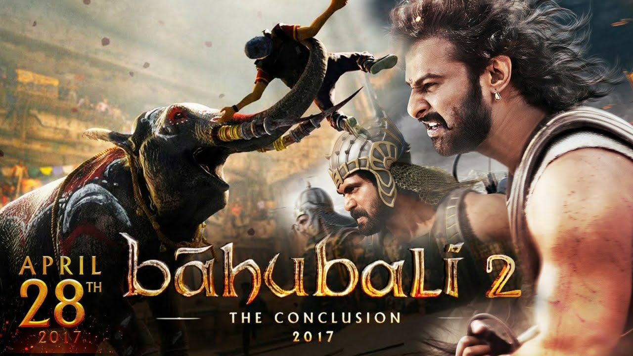 Baahubali 2 – The Conclusion Movie Trailer