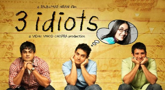 3 Idiots Movie Remaking in Hollywood