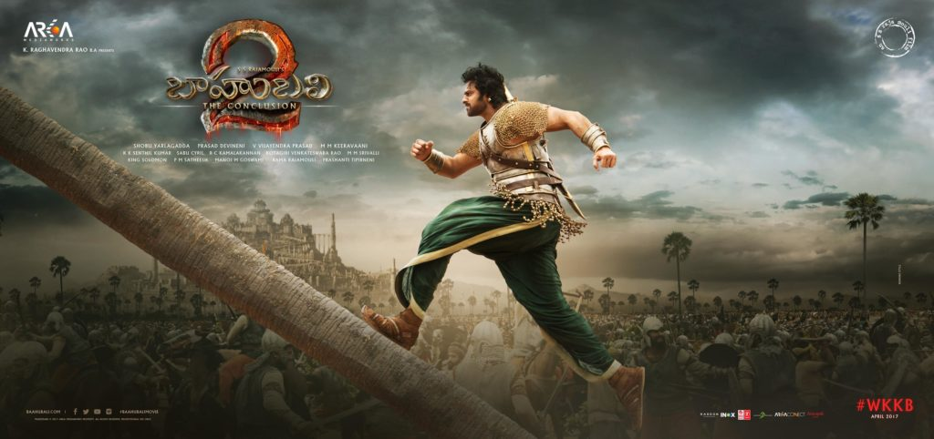 Rajamouli Daughter Mayukha in Bahubali 2 Movie