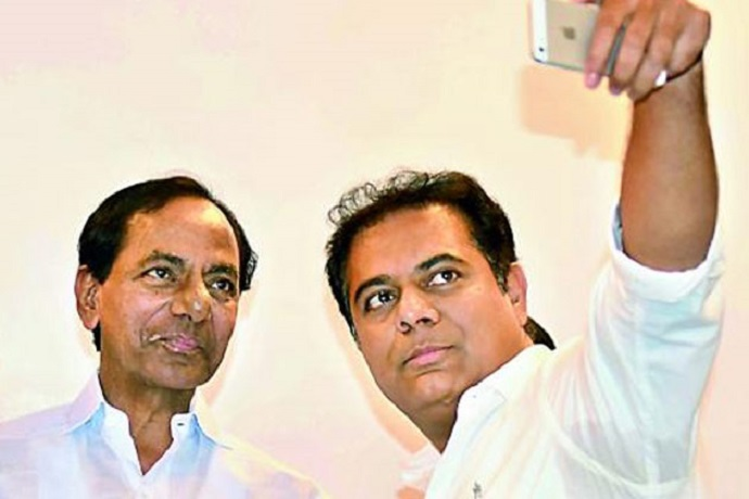 KTR is the next CM of Telangana