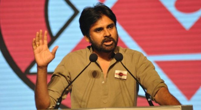 Pawan Appreciated YSRCP and Countered TDP