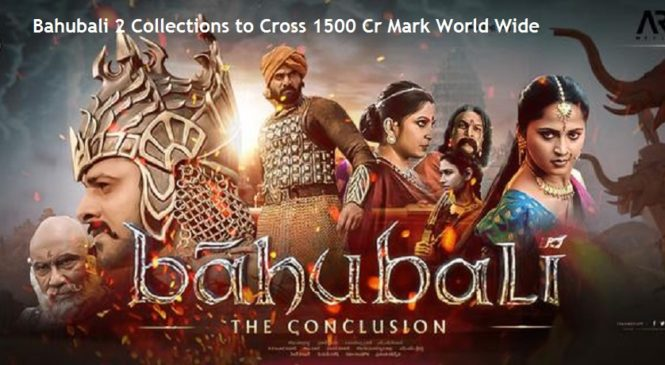 Bahubali 2 on Cake Walk To Cross 1500 Crores