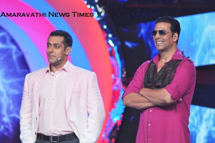 Akshay is the Real Bollywood Super Star says Salman Khan