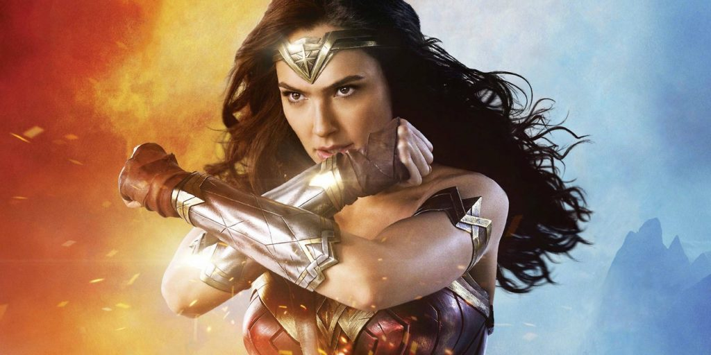 Wonder Woman Shaking Hollywood Box Office