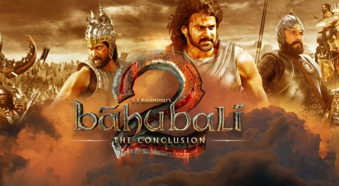 Baahubali2 International Version Starts with Disastrous Note
