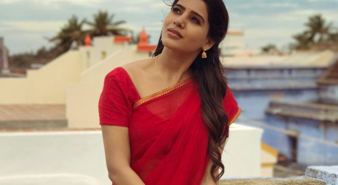 Samantha Ruth Prabhu JFW Hot Photo Shoot!