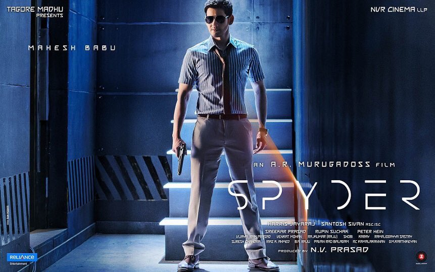 Mahesh Murugadoss Spyder Movie Review