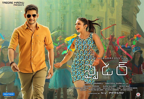 Mahesh Rakul Preeth Spyder Movie Review