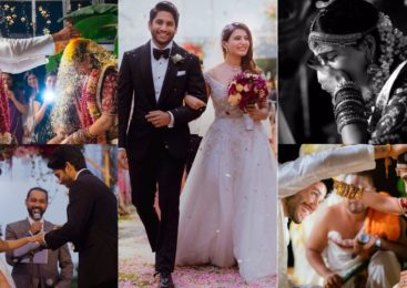Samantha, Naga Chaitanya Wedding Pics