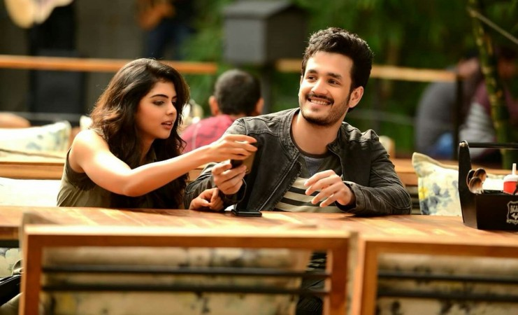 Akhil and Priya Hello Review