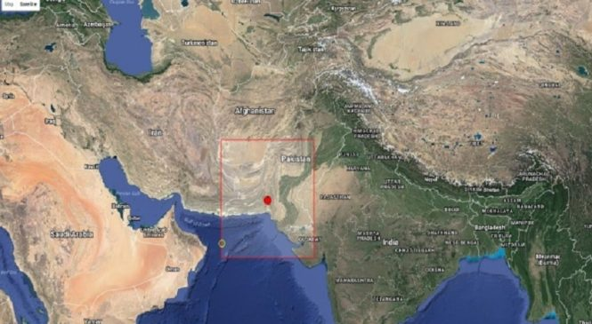 6.1 Magnitude Earthquake Jolts Afghanistan, Pakistan and India