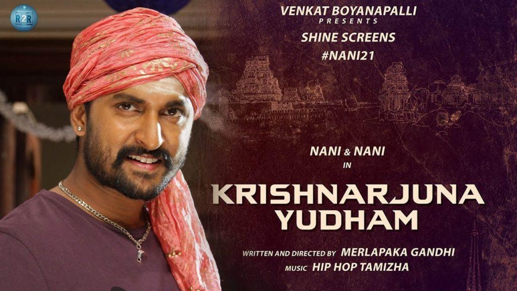 Dhaari Choodu Lyrical Song Krishnarjuna Yuddham | Nani – Hiphop Tamizha