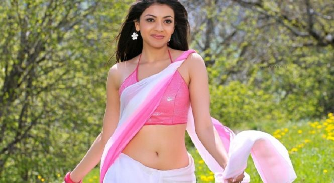Bollywood Actress Kajal Agarwal Hot Latest Photo Gallery