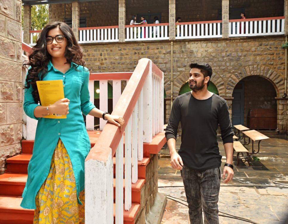 Naga Shaurya Rashmika Mandanna Chalo Review