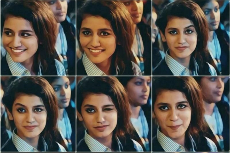 Priya Prakash Varrier Latest Hot Romantic Photo Gallery