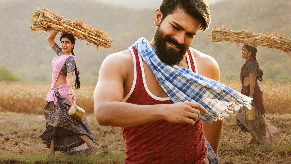 Ram Charan Samantha Rangasthalam Movie Review