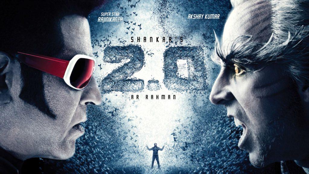 Robo 2.0 Movie Teaser Leaked on Social Media