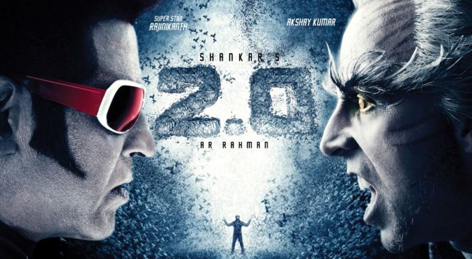 Robo 2.0 Teaser Leaked on Social Media
