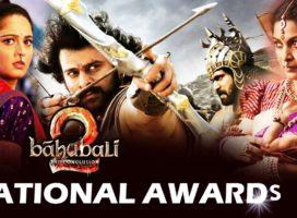Baahubali 2 Movie Won 3 National Awards…!