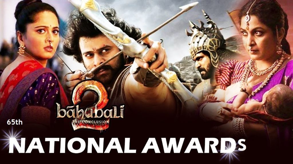 Baahubali 2 Movie Won 3 National Awards…!
