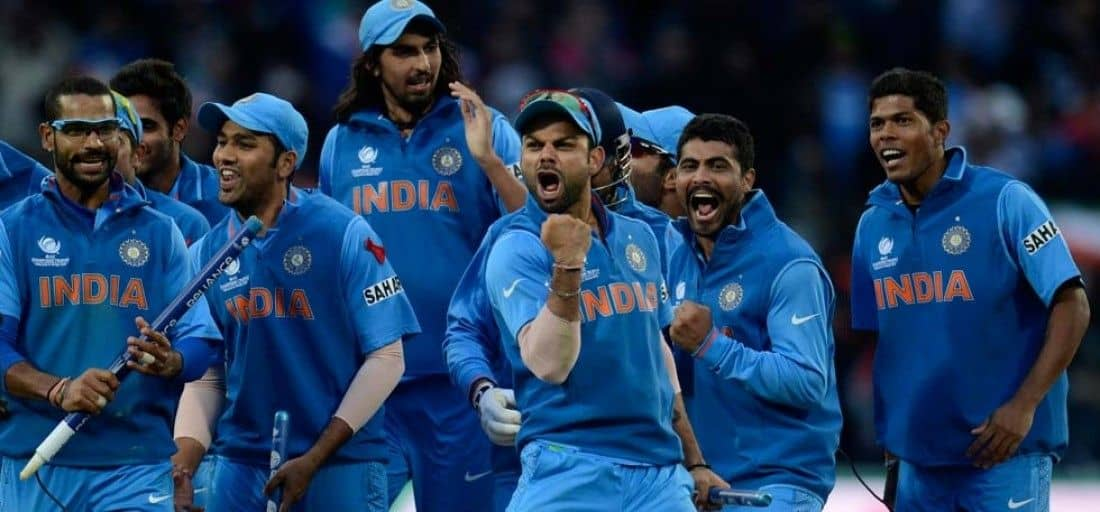 India Crushed Windies by 9 Wickets in 5th ODI