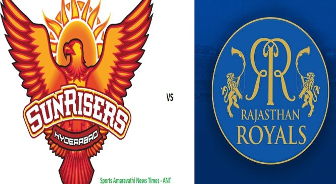 Vivo IPL 2019 SRH vs RR 8th Match | Cricket News Updates
