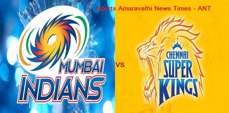 Vivo IPL 2019 MI vs CSK 15th Match Cricket News Updates