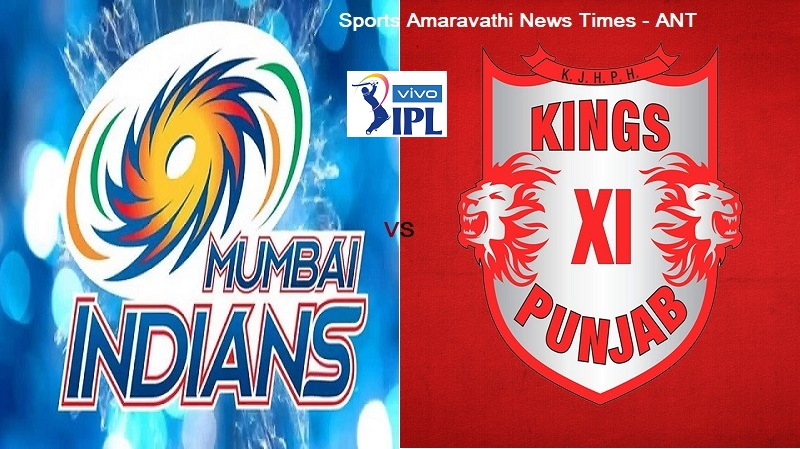 Vivo IPL 2019 MI vs KXIP 24th Match Cricket News Updates