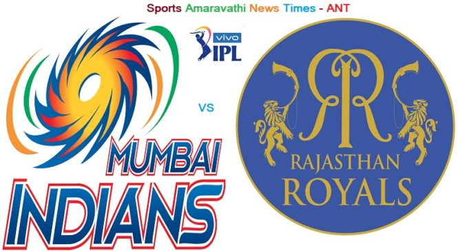 Vivo IPL 2019 MI vs RR 27th Match | Cricket News Updates