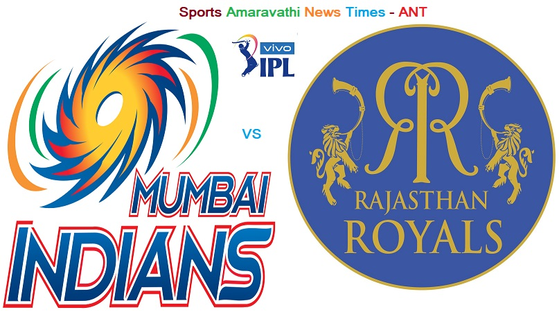 Vivo IPL 2019 MI vs RR 27th Match Cricket News Updates