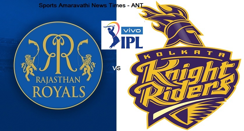 Vivo IPL 2019 RR vs KKR 21st Match Cricket News Updates